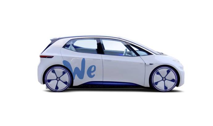 Volkswagen to offer car sharing services with electric cars