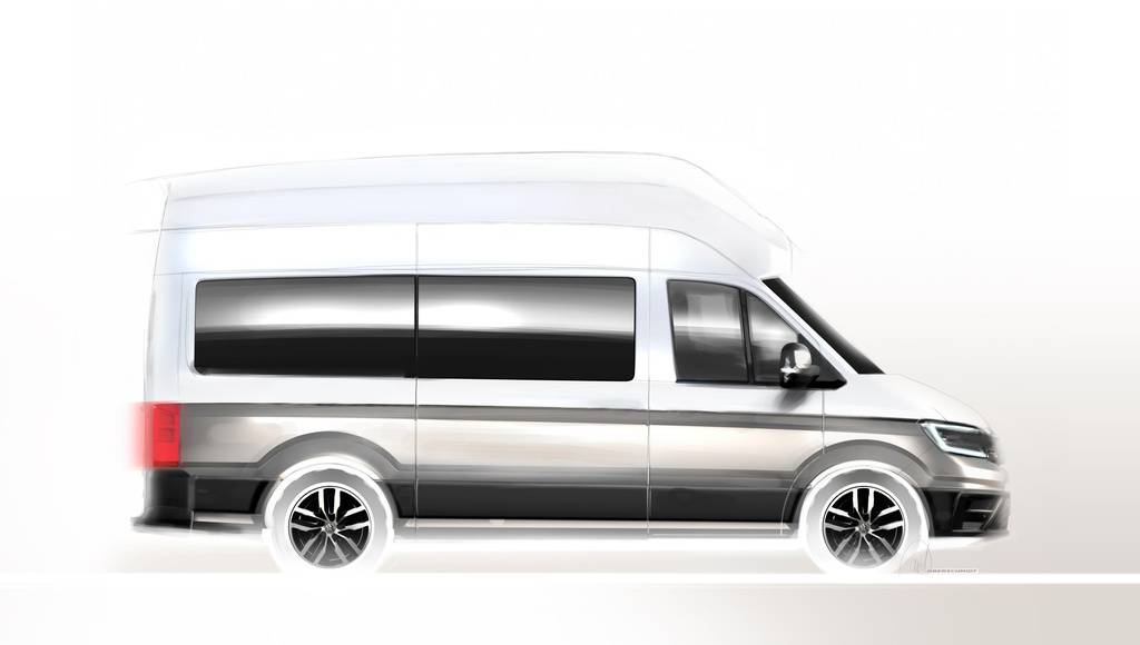 Volkswagen to unveil new Camper Van