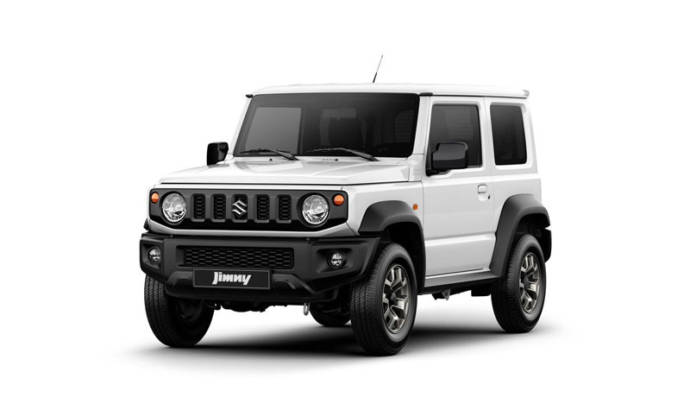 2019 Suzuki Jimny official informations
