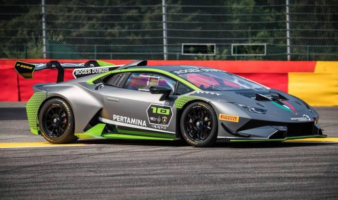 Lamborghini Huracan Super Trofeo Evo - Special edition for 10 years of racing