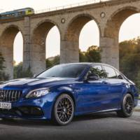 2018 Mercedes-AMG C63 UK pricing announced
