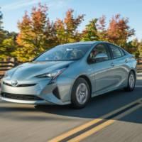 2018 Toyota Prius updates detailed