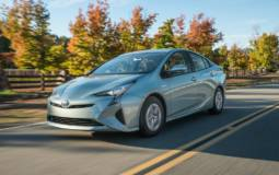 2018 Toyota Prius updates detailed