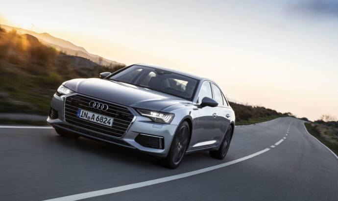 2019 Audi A6 introduced in US