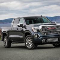2019 GMC Sierra Denali available in US