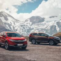 2019 Honda CR-V UK pricing announced