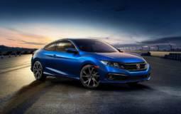2019 Honda Civic Coupe and Sedan updates announced