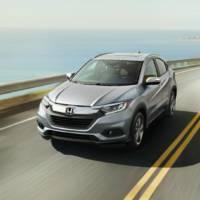2019 Honda HR-V facelift US pricing announced