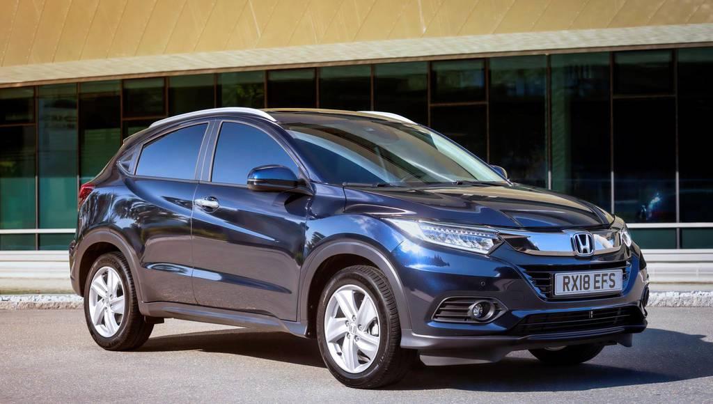 2019 Honda HR-V facelift unveiled