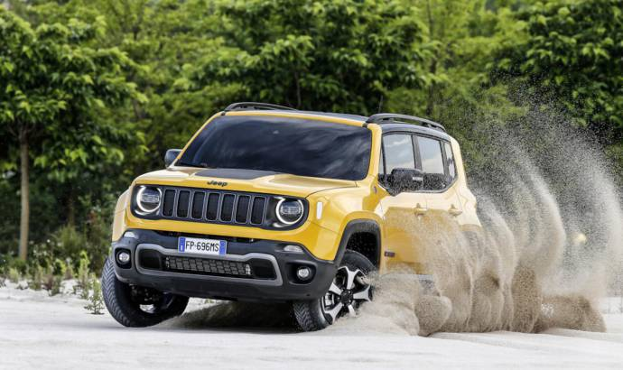 2019 Jeep Renegade UK pricing announced