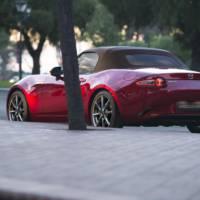 2019 Mazda MX-5 updates available in UK