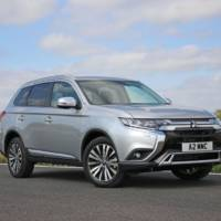 2019 Mitsubishi Outlander petrol available in UK