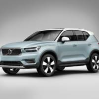 2019 Volvo XC40 new engines and trim levels