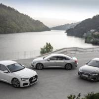 Audi A6 and A7 receive new 40 TDI version