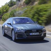 Audi A7 orders opened in the US