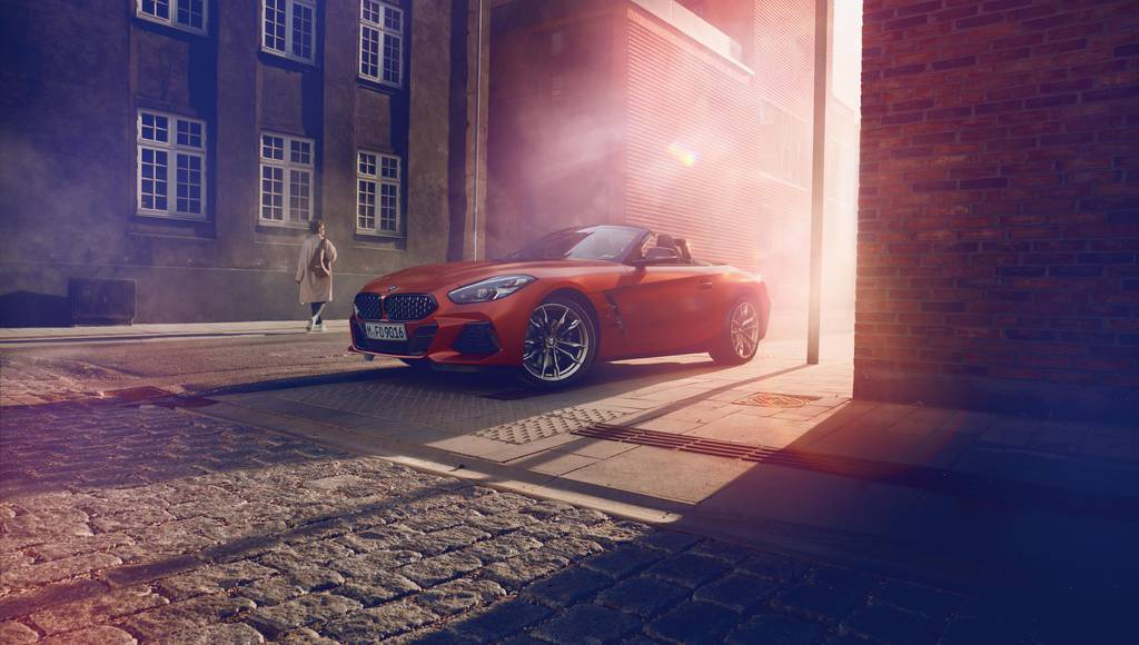 BMW Z4 M40i First Edition launched
