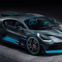 Bugatti Divo is true track car
