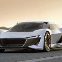 Check out the new Audi PB18 e-tron concept