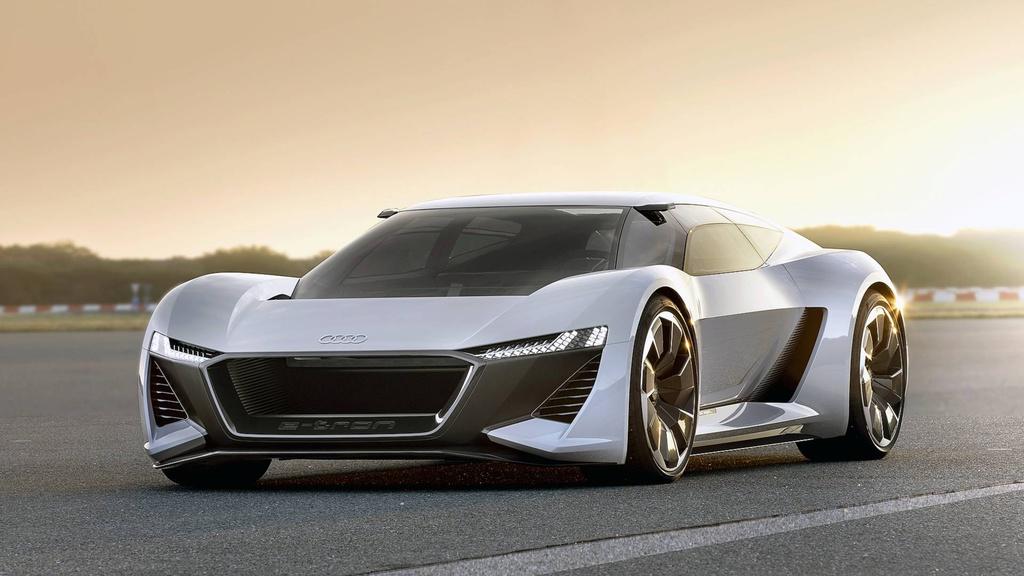 Check out the new Audi PB18 e-tron concept
