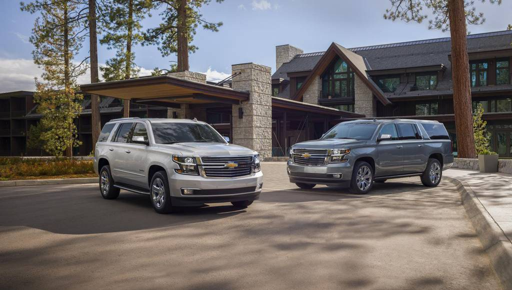 Chevrolet Tahoe and Suburban Premiere Plus editions launched in US