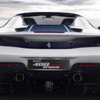 Ferrari 488 Pista Spider is here