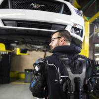 Ford EksoVest to be used in Ford factories across the Globe