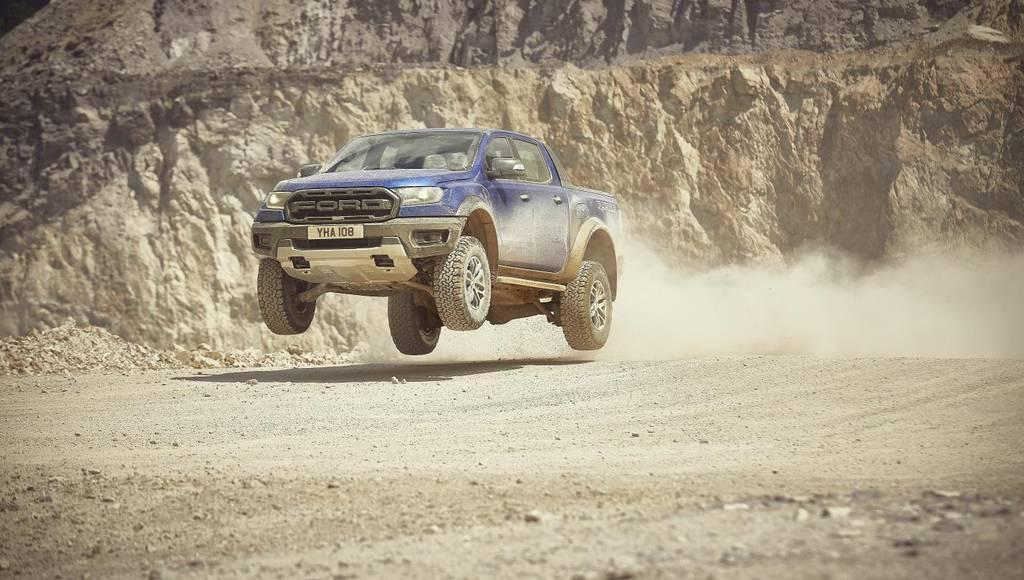 Ford Ranger Raptor to debut in Europe