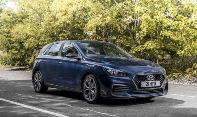 Hyundai i30 N Line starts at 21255 Euro in UK