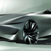 Infiniti Prototype 10 new image released