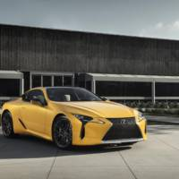 Lexus LC Inspiration Concept will be launched at Pebble Beach