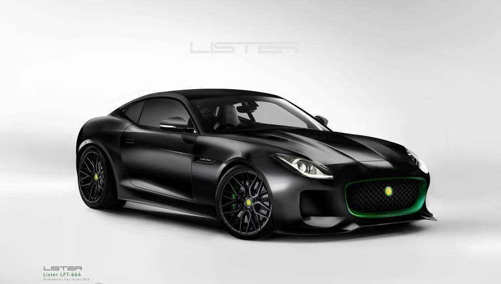 Lister LFT-666 announced in England