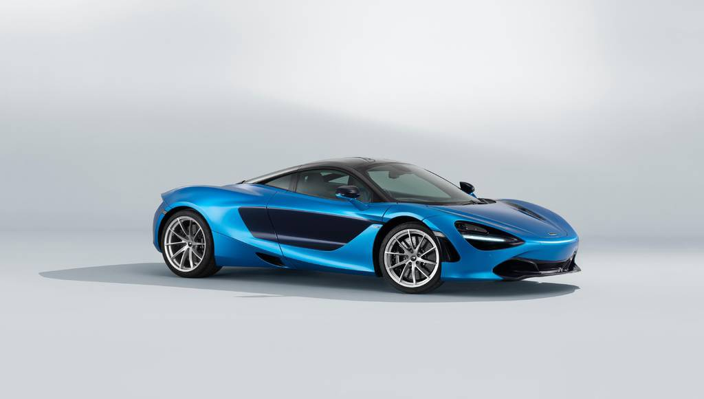 McLaren 720S Pacific Theme launched