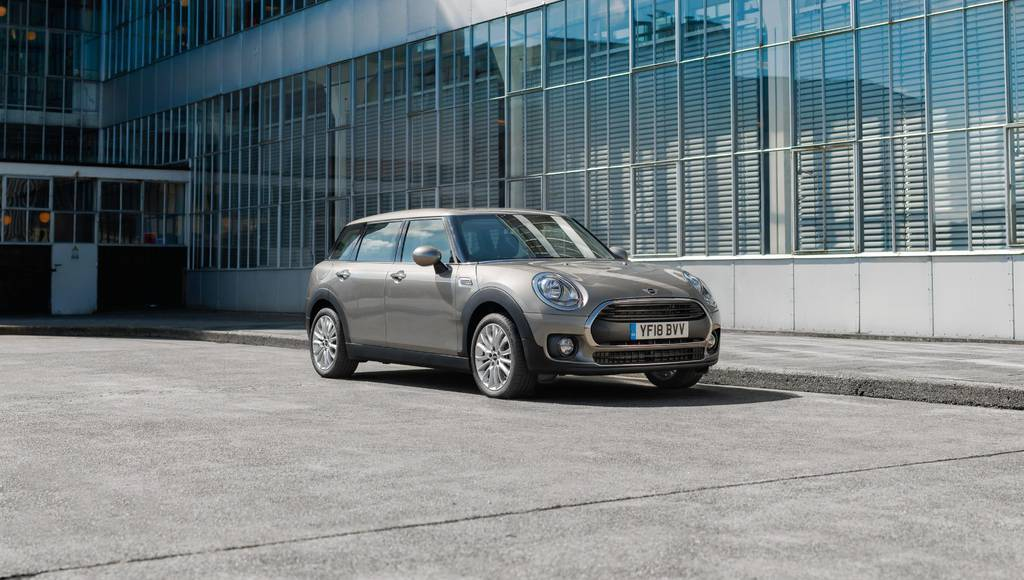 Mini Clubman City launched in UK