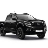 Nissan Navara N-Guard version available in UK