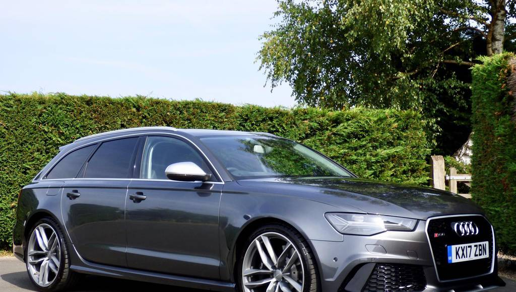 Prince Harry Audi RS6 Avant on sale
