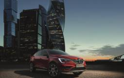 Renault Arkana show-car previews future SUV