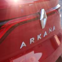 Renault names its new crossover Arkana