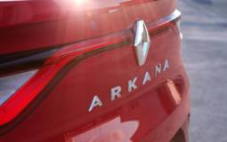 Renault names its new crossover Arkana