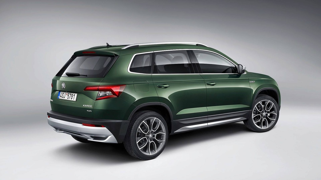 Skoda Karoq Scout is here with all-wheel drive in standard