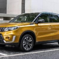 Suzuki Vitara facelift has little exterior design and a new petrol engine