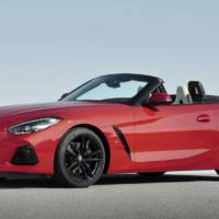 This is the all-new 2019 BMW Z4