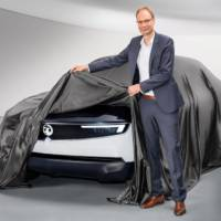 Vauxhall GT X Experimental concept teased