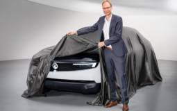 Vauxhall GT X Experimental concept teased