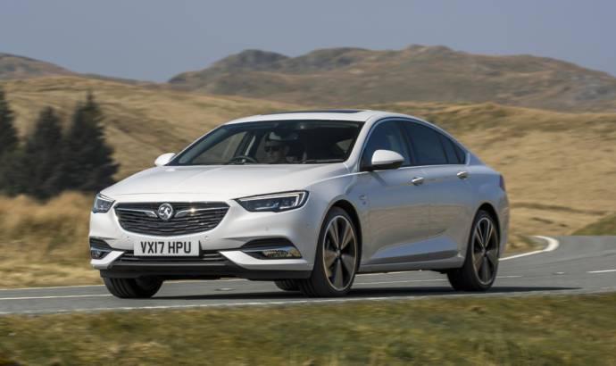 Vauxhall Insignia new 200 hp petrol engine