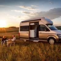 Volkswagen Grand California to be introduced in Dusseldorf