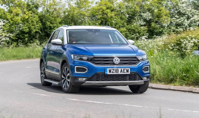 Volkswagen T-Roc receives new diesel engine
