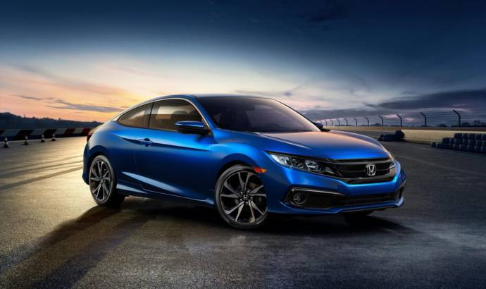 2019 Honda Civic Coupe and Sedan updates announced