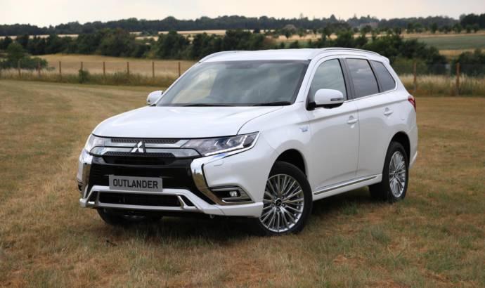 2019 Mitsubishi Outlander PHEV UK prices revealed