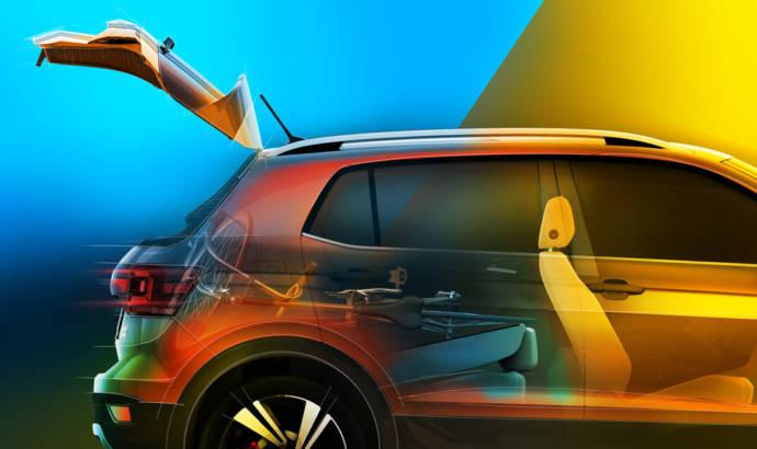 How practical is the upcoming Volkswagen T-Cross