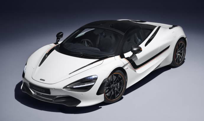McLaren 720S Track Theme special edition